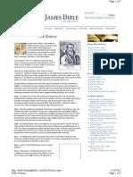 History of the KJB
