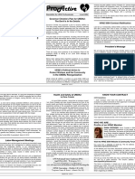 HPAE 5094 Newsletter - March 2012
