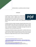 As Santas Casas de Misericórdia e a Assistência Social em Portugal (rev.)