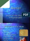 Peter Saunders Abortion Slides
