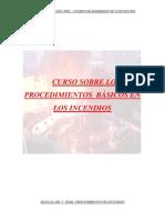 Procedimientos de Incendio