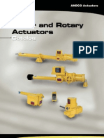 Actuators Cat Andco f10 08