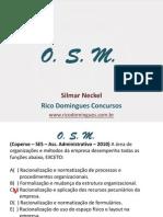 OSM - Exercícios