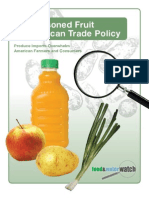 The Poisoned Fruit of American Trade Policy