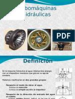PRESENTACION 2 Turbinas hidráulicas conceptos teoricos