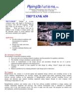 TriTank650 Brochure
