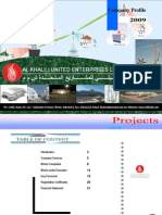 Al Khalili - Projects Profile