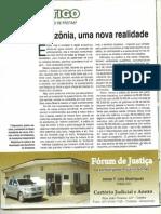 AMAZÔNIA UMA NOVA REALIDADE