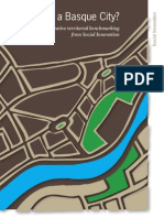 Comparative Territorial Benchmarking Basque City Portland Dublin