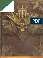 Diablo III Book of Cain - Deckard Cain