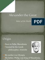 Alxendar the Great