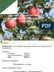 Clima y Cultivo Manzano