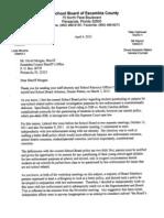 Jeff Bergosh Response to David Morgan
