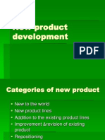 Ch 9 Product Development