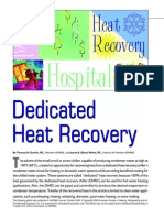 Chiller Heat Recovery