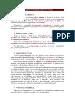 MASSON, Cléber - Evolução Doutrinária do Direito Penal