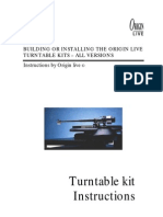 Kit All Turntable Kits