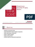 Designing an EtherNet System