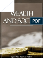 Wealth and Society-Syed Abul Hassan Ali Nadvi-www.islamicgazette.com