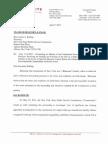 Bluestone Pipeline Tree-Cutting Issue Settlement Offer 4-5-2012