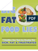 Food Lies Report