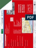 """Leonardo Di Paola collabora al convegno """" Aviazione Generale in Italia:stato e propsettive"""""""