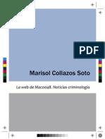 Blog Marisol Collazos Soto. 2006 Criminologia