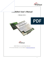 WIZ610WI User Manual Eng V1.9.1
