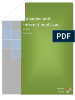 22266359 Canadian and International Law CLN4U