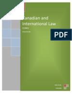 22266359 Canadian and International Law CLN4U