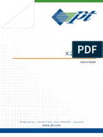 x25 Protocol Manual