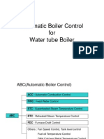 Automatic Boiler Control