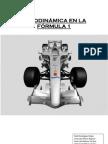 Aerodinámica en un Fórmula 1 BASICO