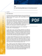 IDC- Improving Power and Cooling Efficiency in the Datacenter White Paper