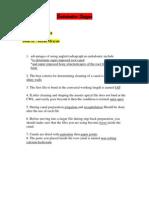 Endodontic Quizzes
