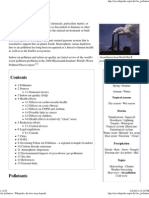 Air Pollution - Wikipedia, The Free Encyclopedia