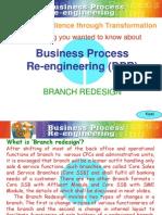 Know BPR - 15[1]. Branch Redesign