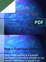 Satyam Brain Fingerprinting