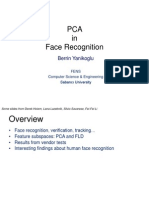 Lecture15 - Face Recognition2