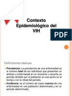 Epidemiologia VIH Modelo Gestion