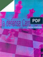 Aprenda Aperturas-La Defensa Caro-Kann