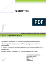 Presentation 3. Antenna Parameters