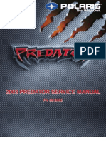 2003 Polaris Predator Factory Service Manual
