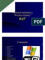 Presentacion WiFi