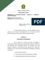 TSE Resolucao 23364 Inst 116156 Pesquisas Eleitorais