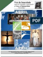 Imaculada Conceição - Boletim Paroquial ABR2012