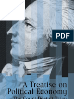 A Treatise on Political Economy by the Count Destutt Tracy