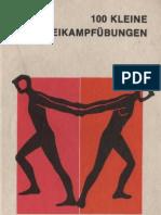 100 kleine Zweikampfübungen - Dr. Jürgen Hartmann 1977