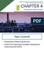 CHAP04 - Temperature Measurement