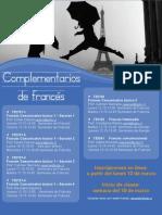Complementarios de Frances